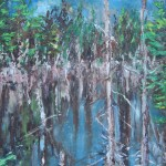 LANDSCAPE, LINDA WOOLVEN, NORTHERN ONTARIO, ONTARIO, REFLECTIONS, TREES